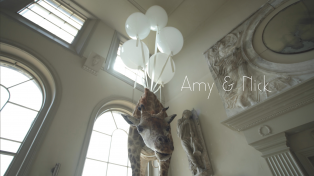 Amy and Nick - Aynhoe Park, Oxfordshire - Elegant, Contemporary Wedding Video