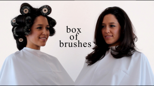 Box of Brushes - A creative video by Jumping Spider Films. Shot in Bournemouth.