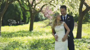 Wedding video at Caswell House in the Cotswolds