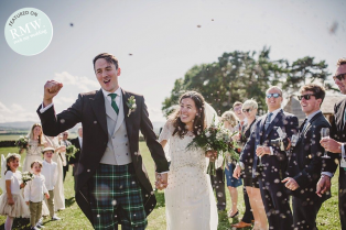 Edenhall Estate, Cumbria; a vintage, boho themed wedding video