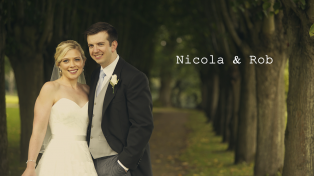 Coworth Park wedding videography by Jumping Spider Films