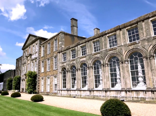 Unique wedding video at Aynhoe Park, Oxfordshire.