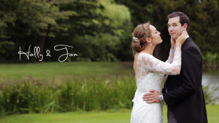 Oxfordshire Wedding Videography Ardington House