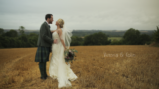 Wedding videography Merriscourt Oxfordshire