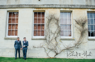 Elmore Court wedding video in Gloucestershire | Mark + Richard