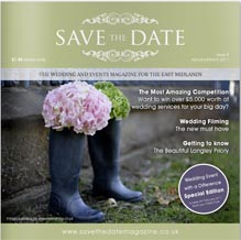 Save The Date Magazine – Wedding Films the new must have...