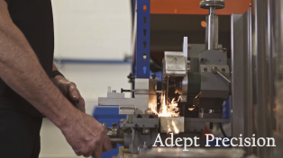 Gloucester Business Video - Adept Precision