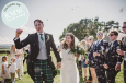 Lake District tippee wedding video | Caz + Craig